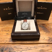 Zenith Elite Ultra Thin 03.2010.681/01.c493 2011 pre-owned