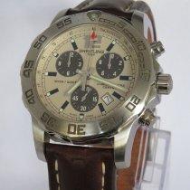 Breitling Colt Chronograph II Acero 44mm Plata