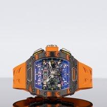 Richard Mille nov Automatika Carbon Safirno staklo