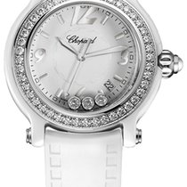Chopard Happy Sport Ceramic 36mm White United States of America, Florida, Sunny Isles Beach