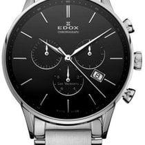 Edox Les Vauberts Çelik 41mm