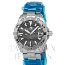 TAG Heuer Aquaracer 300M Steel 40mm Grey United States of America, New York, Hartsdale