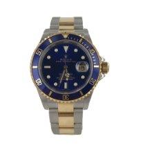 Rolex Submariner Date новые 2006 Автоподзавод Часы с оригинальными документами и коробкой 16613