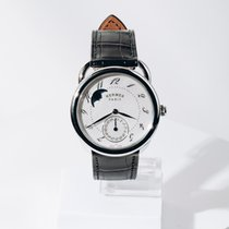Hermès Arceau Steel 38mm Mother of pearl Arabic numerals United States of America, Ohio, Columbus