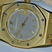 Audemars Piguet Royal Oak pre-owned 26mm Grey Date Yellow gold
