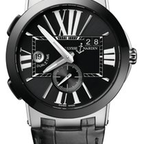 Ulysse Nardin Executive Dual Time 243-00/42 new