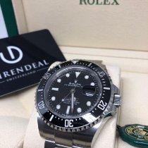 Rolex Sea-Dweller 126600 Neu Stahl 43mm Automatik