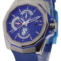 Corum Admiral's Cup AC-One Titanium 45mm Blue No numerals