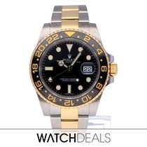 Rolex GMT-Master II 116713LN 2013 pre-owned