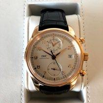 IWC Portugieser Chronograph neu 2016 Automatik Chronograph Uhr mit Original-Box und Original-Papieren IW390301