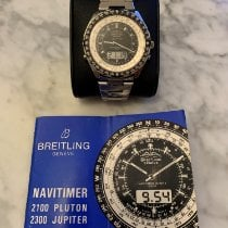 Breitling Jupiter Pilot Steel 41mm Black