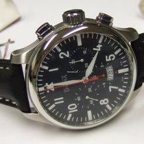 Davosa Chronograph 47mm Automatic new Black