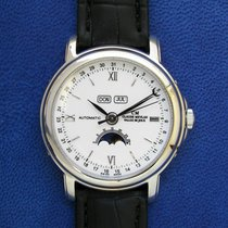 Claude Meylan Steel Automatic White Roman numerals 39mm new
