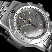 TAG Heuer Professional 1500 Mens Diver Granite Dial Watch -...