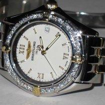 Breitling Callistino 18K Gold Diamond