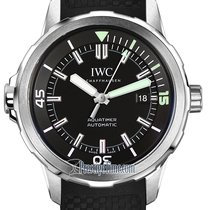 IWC Aquatimer Automatic Steel 42mm Black United States of America, New York, Airmont