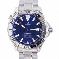 Omega Seamaster Professional Chronometer Ref 1681640 Blue