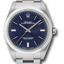 Rolex 114300 blio Oyster Perpetual 39mm