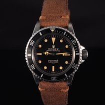 Rolex SUBMARINER GILT UNDERLINE