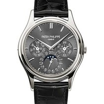 Patek Philippe 5140P-017 Ultra Thin Ref 5140P-017 Perpetual...