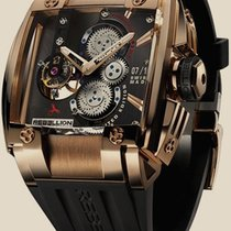 Rebellion 540 Magnum  Tourbillon Gold