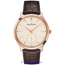 Jaeger-LeCoultre Master Ultra Thin Rose gold 39mm White United States of America, California, Newport Beach