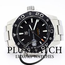TAG Heuer Aquaracer 300M WAY2110 2009 pre-owned