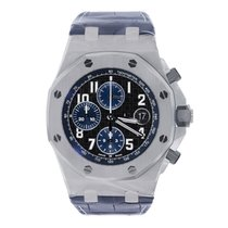 Audemars Piguet Royal Oak Offshore Chronograph Midnight Blue...