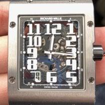 Richard Mille 38mm Automatisch tweedehands RM 016 Doorzichtig