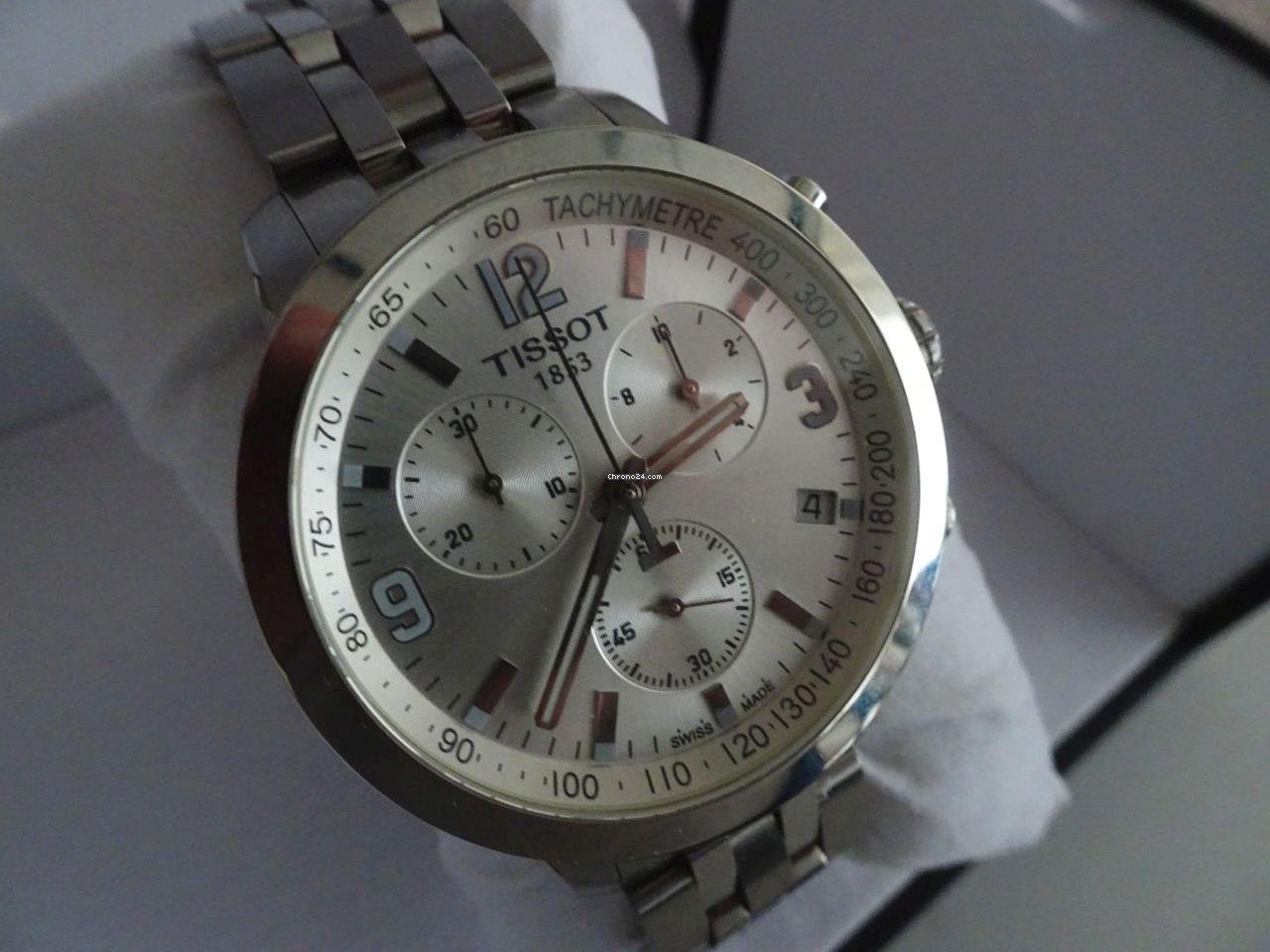 tissot chronograph t055417 a f r 360 kaufen von einem privatverk ufer auf chrono24. Black Bedroom Furniture Sets. Home Design Ideas