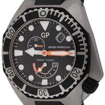 Girard Perregaux : Sea Hawk III :  49960-19-631-FK6A : ...