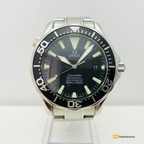 Omega Seamaster Diver 300 M, Box & Documens, 2003