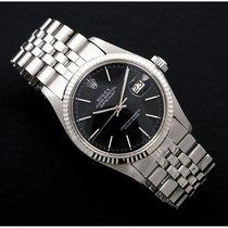 Rolex DateJust 18K White Gold & Steel 3222857