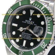 Rolex Submariner Date usato 40mm Acciaio