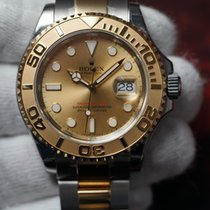 Rolex Two-Tone Yacht-Master 16623 NEW