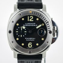 Panerai Luminor Submersible, PAM024, S Steel, Automatic