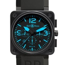 Bell & Ross BR 01-94 Chronograph BR 01-94 SBlu