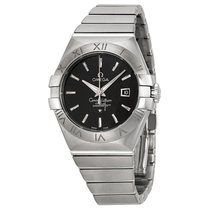 Omega Silver Automatic 31mm new Constellation Ladies