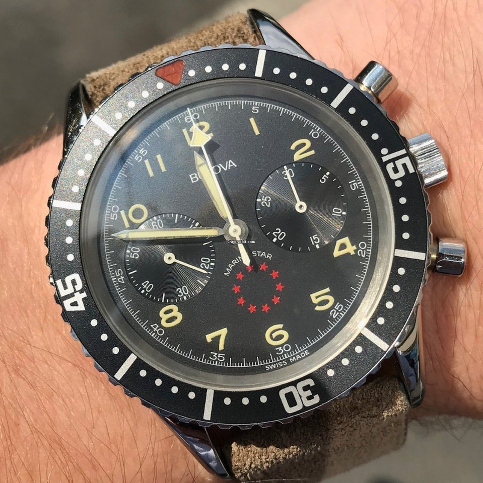 What necessary sale vintage bulova dive watch opinion
