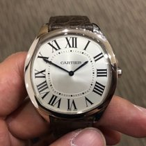 Cartier White gold Manual winding WGNM0007 pre-owned Singapore, Singapore