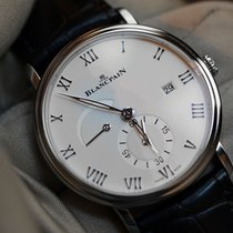 Blancpain Villeret Ultra-Slim new 2020 Manual winding Watch with original box and original papers 6606-1127-55b