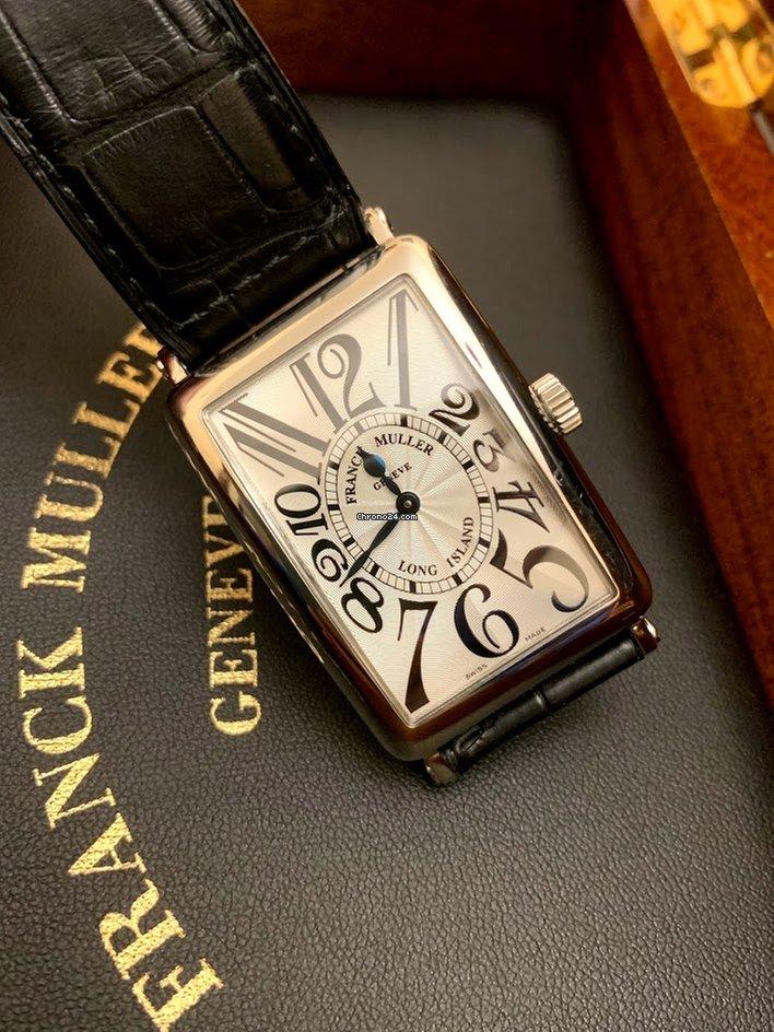 80bdc562 Продаются часы Franck Muller Long Island 1002 QZ за 161 306 ₽ - Seller на  Chrono24
