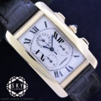 Cartier Tank Américaine 1730 pre-owned
