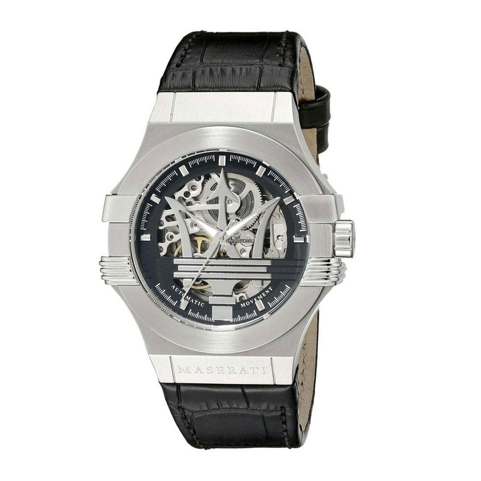 Potenza Automatic Men's Maserati R8821108001 Watch 8PN0OkXnw