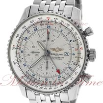 Breitling Navitimer World A2432212/G571-453A pre-owned