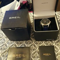 Breil Steel Quartz BW 0563 pre-owned