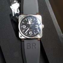 Bell & Ross BR 03 BR03-92-S Ottimo Acciaio 42mm Automatico Italia, Modena