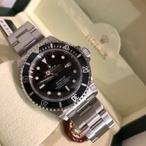 Rolex Sea-Dweller 4000 16600 Unworn Steel 40mm Automatic