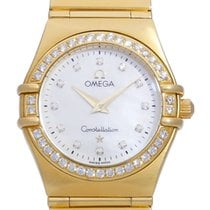 Omega Constellation Ladies Yellow gold 25.5mm