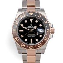 Rolex GMT-Master II Gold/Steel 40mm United Kingdom, London